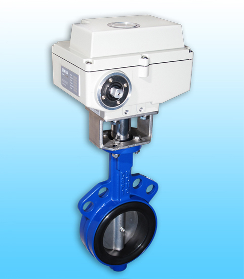 Kld 1500 Motorized Butterfly Valve Metal 3 To 8